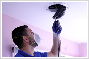 Residential Vent Cleaning